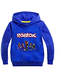 fashion 1938 Boys Girls Roblox Hoodies-Roblox Pullover Hooded Tops for Kids 2T-20