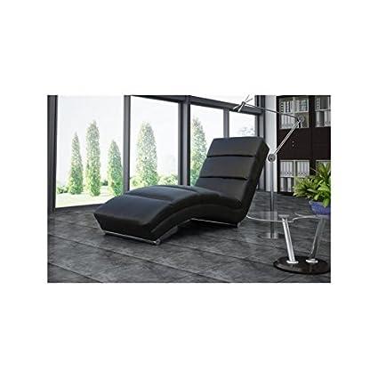 Tendencio Poltrona Relax Design di Athena - Nero: Amazon.it: Casa e ...