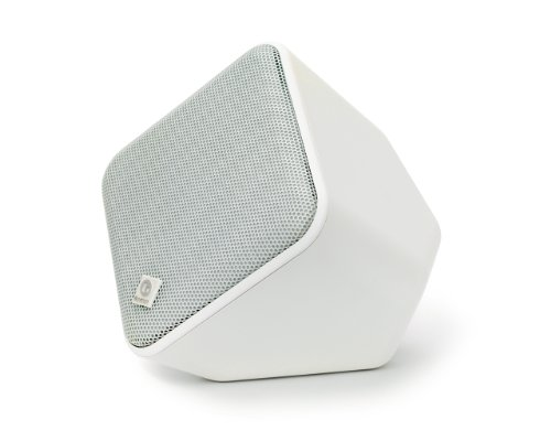 Boston Acoustic SoundWare XS Ultra-Compact Satellite Speaker (White) by Boston Acoustics