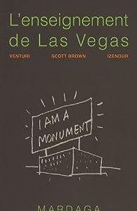 L'enseignement de Las Vegas par Robert Venturi