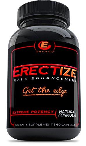 Erectize Enhancement Testosterone capsules Eronos