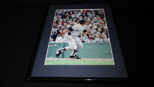 Bucky Dent Framed - Bucky Dent Yankees Framed 11x14 Photo Display