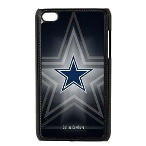 Dallas Cowboys iPod Touch 4 Case Black 218y3-111698