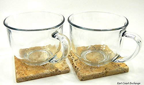 Large Clear Coffee Soup Greenbrier product image