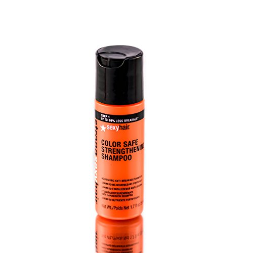 Strong Sexy Strengthening Shampoo - Strong Sexy Hair Color Safe Strengthening Shampoo - 1.7 oz