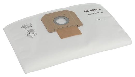 2 opinioni per Bosch 2 607 432 037- vacuum supplies (White, Fleece, GAS 35 L AFC, GAS 35 L