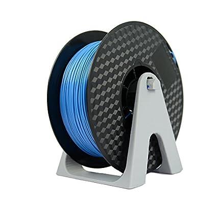 Amazon.com: ALFAGO Brilliant Blue 1.75mm PLA 3D Printer Filament - 1kg Spool / Roll (2.2 lbs) +/- 0.02mm Accuracy Professional Grade 3D Printing Filament,: ...