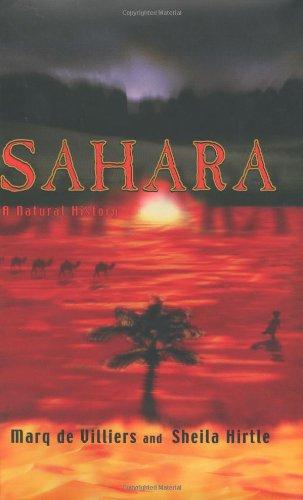 Sahara: A Natural History Sahara Natural