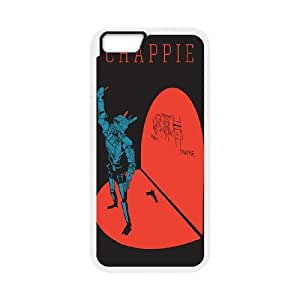 Fashionable Creative Chappie Cover case For iPhone 6 Plus 5.5 Inch JZ6K93053