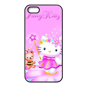 Lucky Lovely pink Kitty Cell For HTC One M8 Phone Case Cover