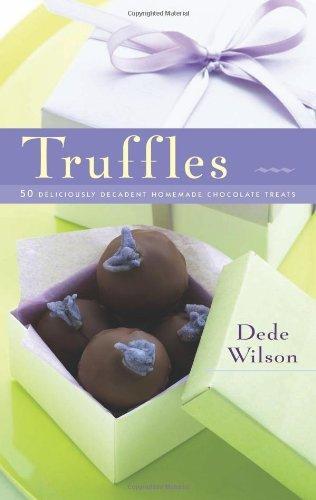 Truffles: 50 Deliciously Decadent Homemade Chocolate Treats (50 Series)