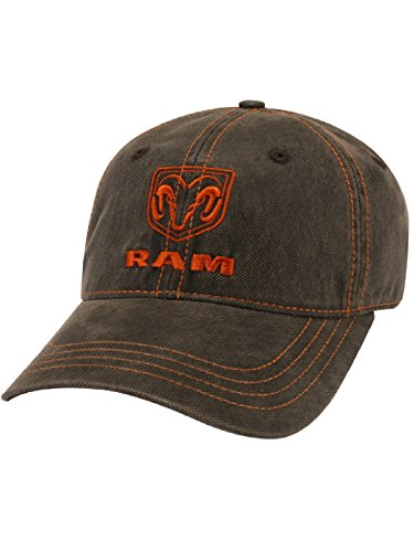 ram-brown-wax-cotton-cap