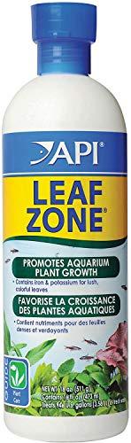 API Leaf Zone Aquarium Plant Food, 16 Ounce, 12 Pack