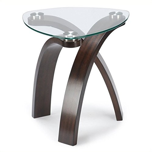 Magnussen Allure Oval End Table ()