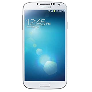 Samsung SGH-M919ZWATMB Galaxy S4 M919 Unlocked GSM 4G LTE Android Smartphone - White Frost
