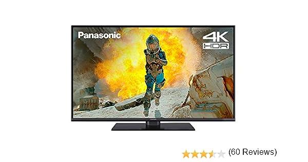 Panasonic TV tx-43fx550b 43 Pulgadas 4k uhd Smart TV con TDT HDR ...