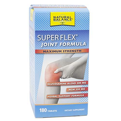 Natural Balance Super Flex Joint Formula 180 Tablets