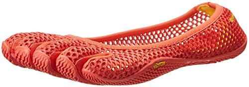Zapatillas Vibram Mujeres Vi-b Fitness Yoga Rojo