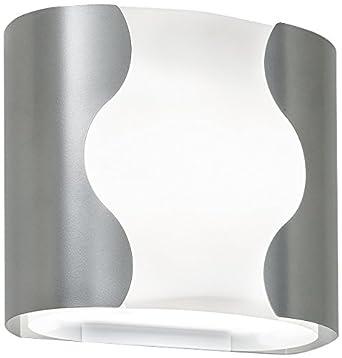 Flush Applique murale Type d\'ampoule : 2 x E27 20W-TC TSE, finition ...