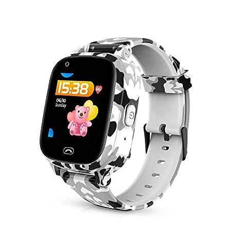 Smart Watch Kids Reloj Inteligente con GPS Baby Children SOS para ...