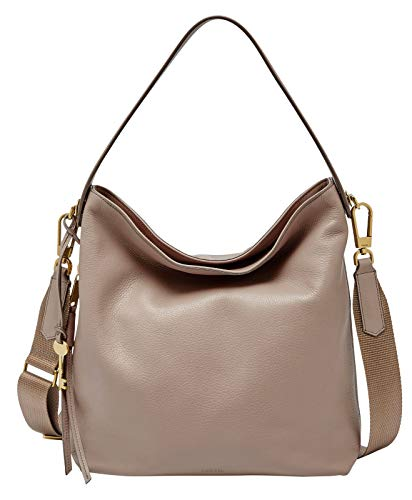 Maya Hobo Fossil Taupe Light Small 6dHxwOqAx