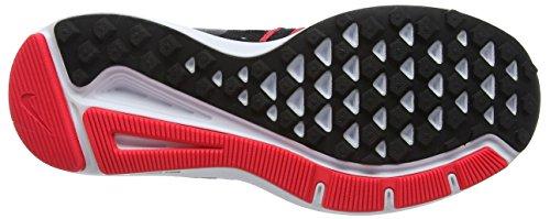 Nike Ladies Correre Scarpe Da Corsa Veloci Multicolore (nero / Antracite / Rosso Sirena / Bianco)