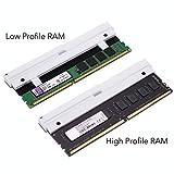 EZDIY-FAB ARGB DDR Memory RAM Cooler,RGB DDR