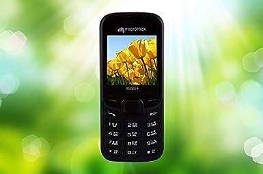 Micromax X088+  Black  Basic Mobiles