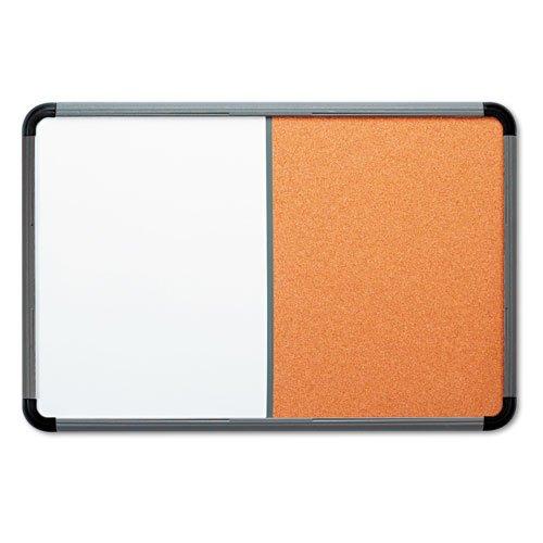 ICE36047 - Ingenuity Combo Dry Erase/Cork Board by Iceberg