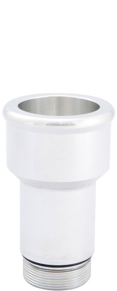CVR Performance 8175CL 1-3/4'' Long Water Pump Inlet Fitting