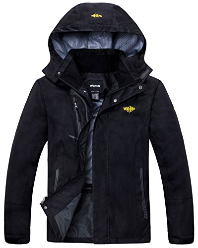 Waterproof Mens Parka - 7