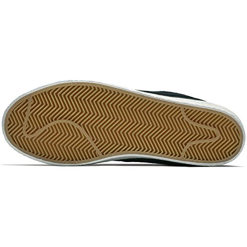 Nike Sb Blazer Mitten Dekonstrueras Svart / Pro Lila Sz. 12,0