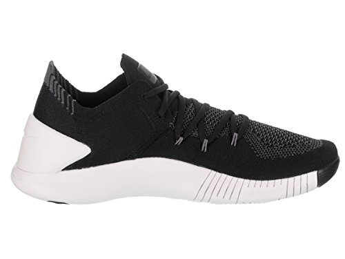 white 3 Sneakers Free Wmns Grey Nike Tr Noir 001 Basses Flyknit Femme dark black wSvxSfqR