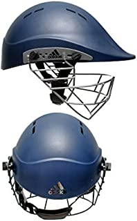 PremierTek Adipower Junior-Casque de Cricket-Bleu marine Ayrtek