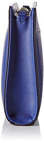 Trussardi Jeans Pochette, Levanto, Royal, 28 cm