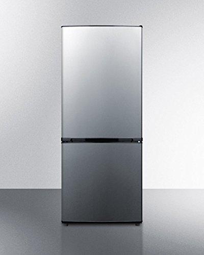 Summit FFBF101SS Refrigerator Stainless Steel