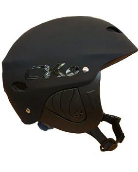 Concept X casco CX Pro Black Casco de deportes acuáticos - negro, S