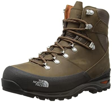 The North Face Mens Verbera Leather Backpacker M Snow ...
