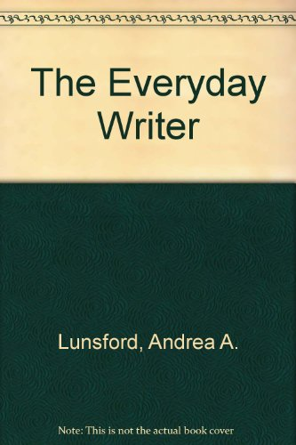 Everyday Writer 3e spiral & Research Pack