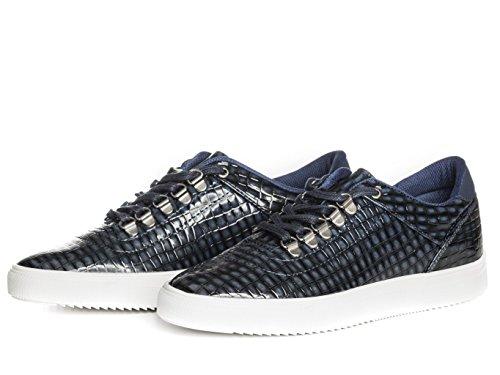 Dunkel Hommes SC1 LEIF des Sneakers NELSON Baskets Chaussures Blau pour txPw4qx6