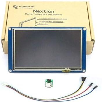 "Arduino B0 2.4/"" Nextion USART HMI TFT LCD Display Module For Raspberry Pi 2 A//B"