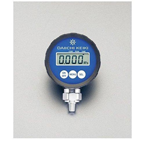 【キャンセル不可】CL85664 【0?10MPa】 デジタル圧力計 B019EV1GFS
