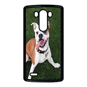Generic Case Boston Terrier For LG G3 W3Q2217321