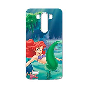 SANYISAN Beautiful happy mermaid Cell Phone Case for LG G3
