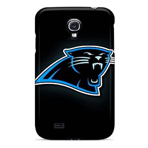 New Premium Dsymb22646GNzWw Case Cover For Galaxy S4/ Carolina Panthers Protective Case Cover