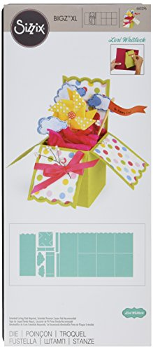 Sizzix Bigz Die, Card in a Box, A2 by Lori Whitlock