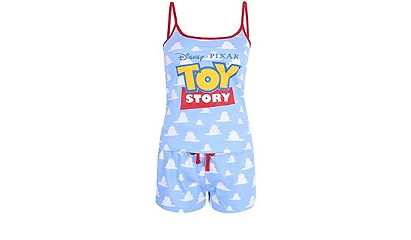 Pijama Celeste con Nubes Toy Story Disney XXS: Amazon.es: Ropa