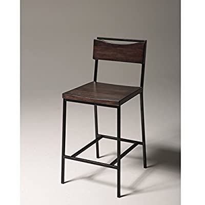 Columbus Traditional Barstool