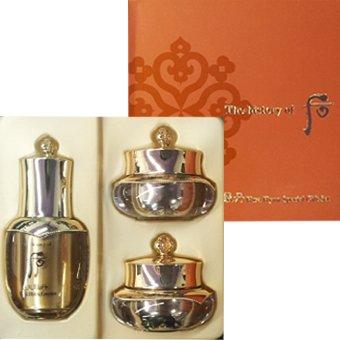 The History of  Whoo cheongidan Hwa Hyun Special 3 Items Mini Kit