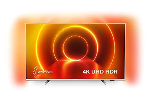 🥇 Televisor 4K UHD Ambilight Philips 70PUS7855/12 de 70 pulgadas